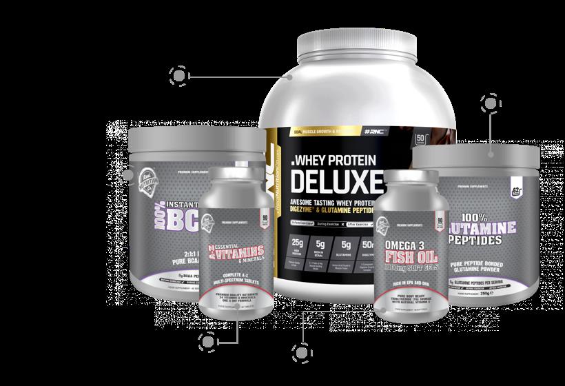 .Deluxe - Premium Whey Protein