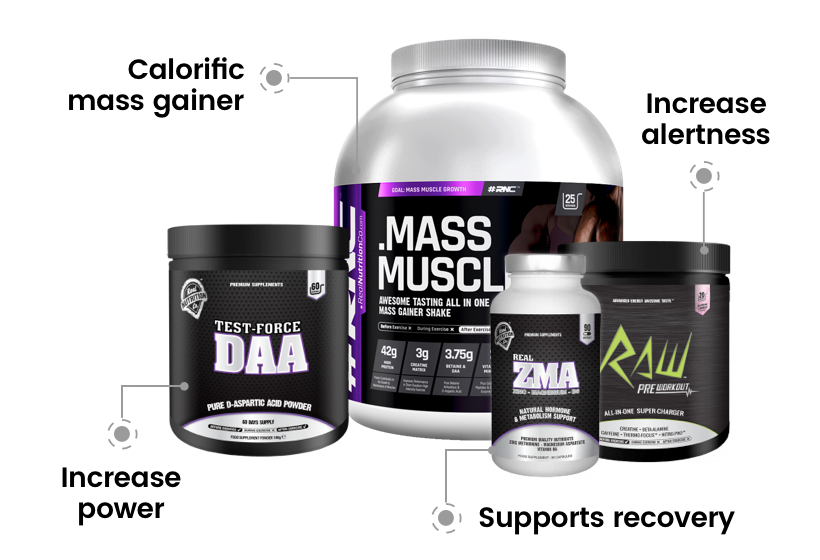 .Mass - Lean Mass Gainer