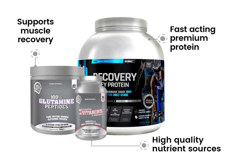 .Recovery - Exercise Recovery & Muscle Regeneration