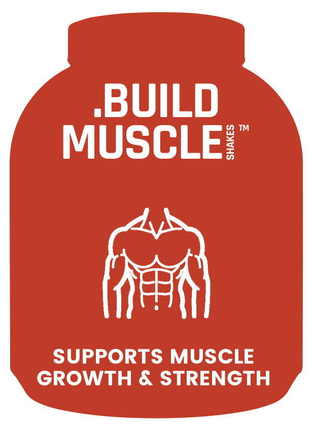 Muscle Shakes Build - Supports Muscle Growth & Strength