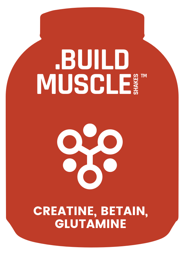 Muscle Shakes Build - Creatine, Betaine, Glutamine