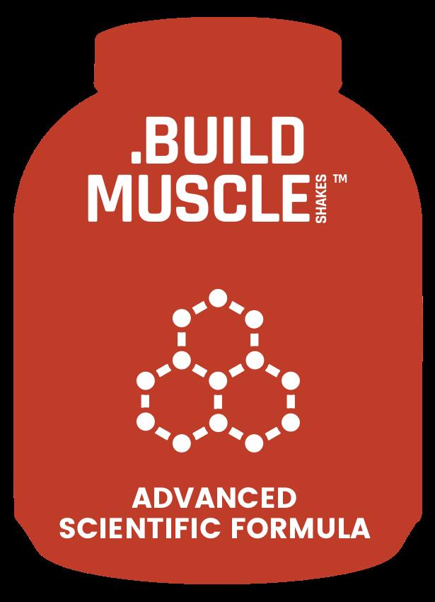 Muscle Shakes Build - Advanced Scientific Formula