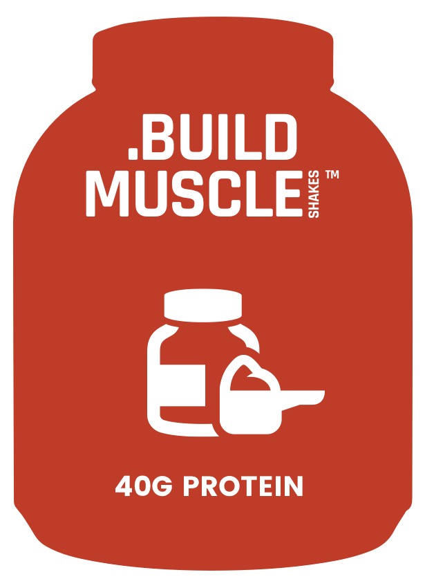 Muscle Shakes Build - 40g Protein