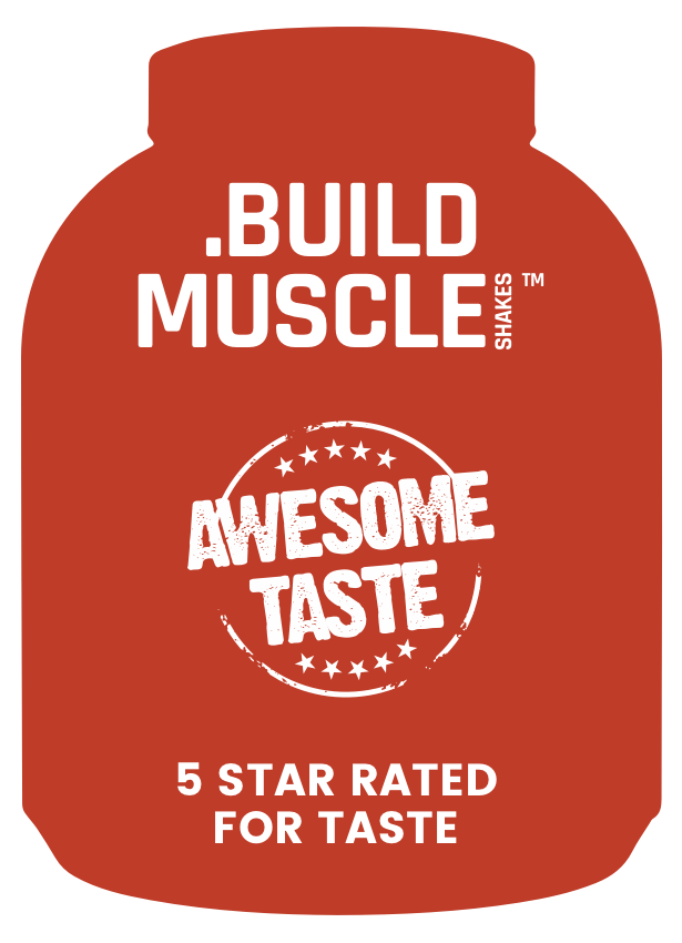 Muscle Shakes Build - 5 Star Rated For Taste