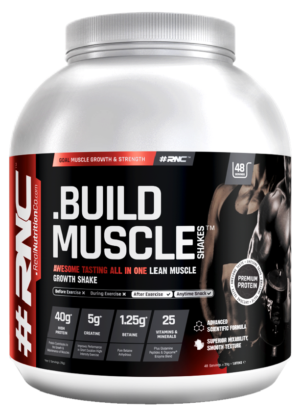 Muscle Shakes Build | All in One Protein | 1.87kg