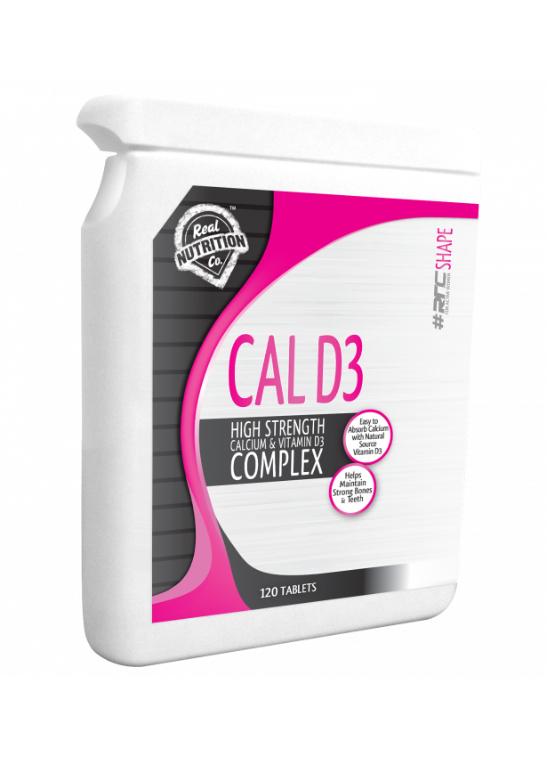 Calcium D3 | 120 Tablets