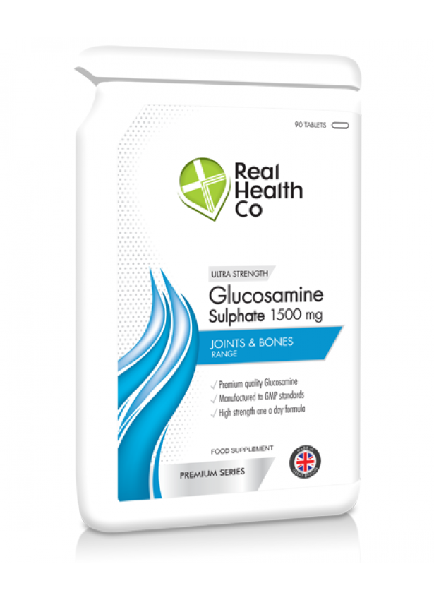 Glucosamine Sulphate 2KCL 1500mg Ultra Strength