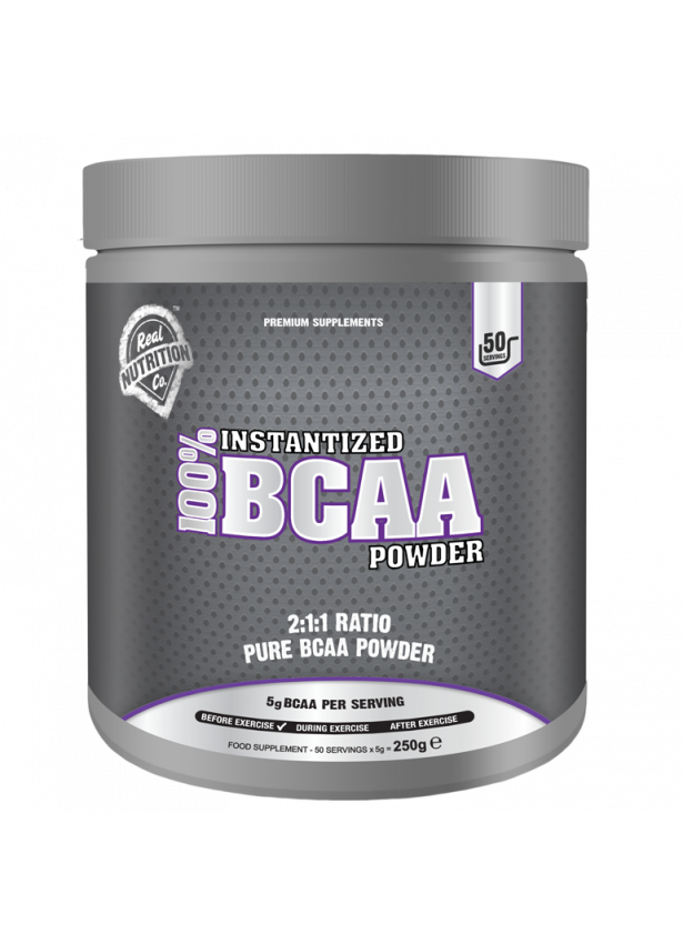 Instantized BCAA Powder | 250g | 50 Servings