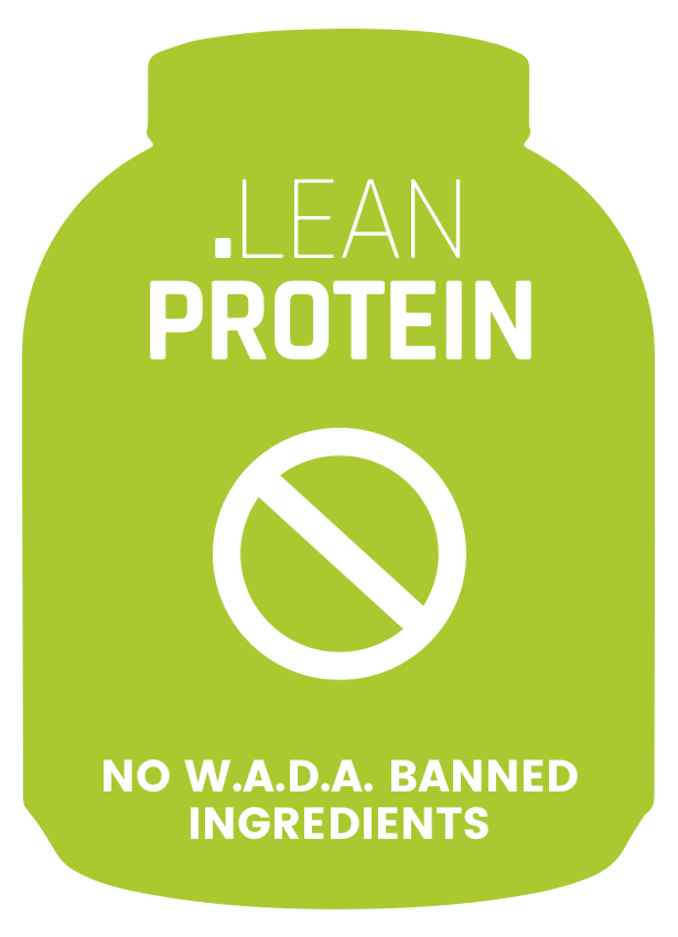 No WADA Banned Ingredients