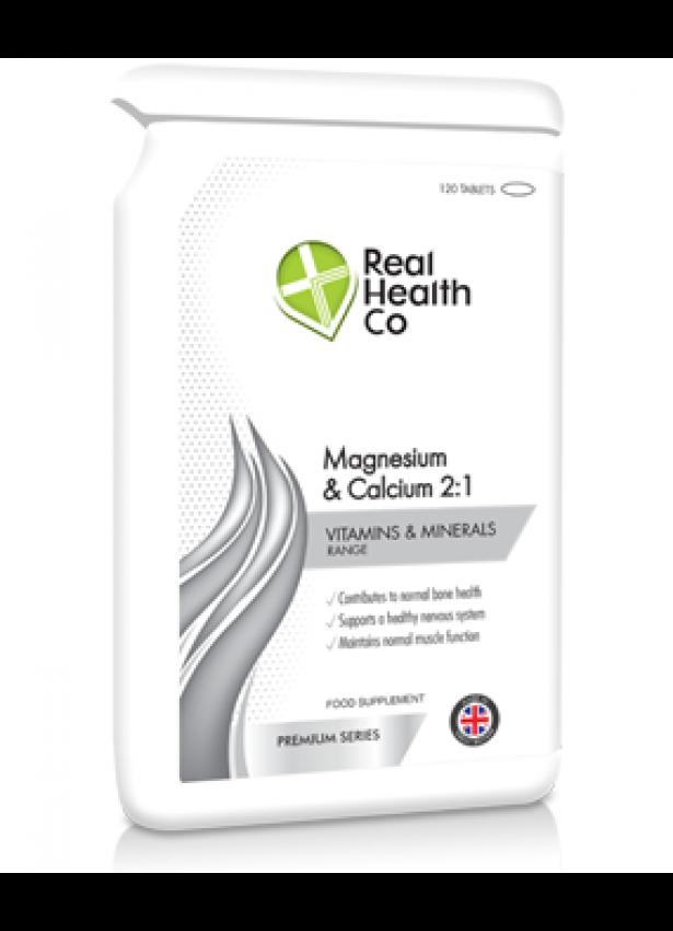 Calcium & Magnesium 2:1