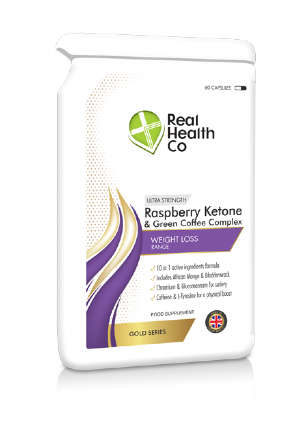 Raspberry Ketone & Green Coffee Extract Complex