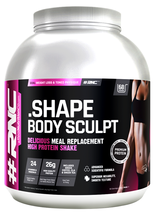 RNC Shape High Protein Meal Replacement 1.9kg