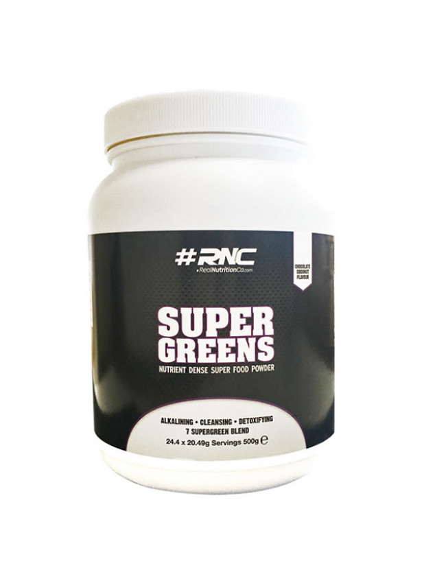 Super Greens Powder - Chocolate & Coconut