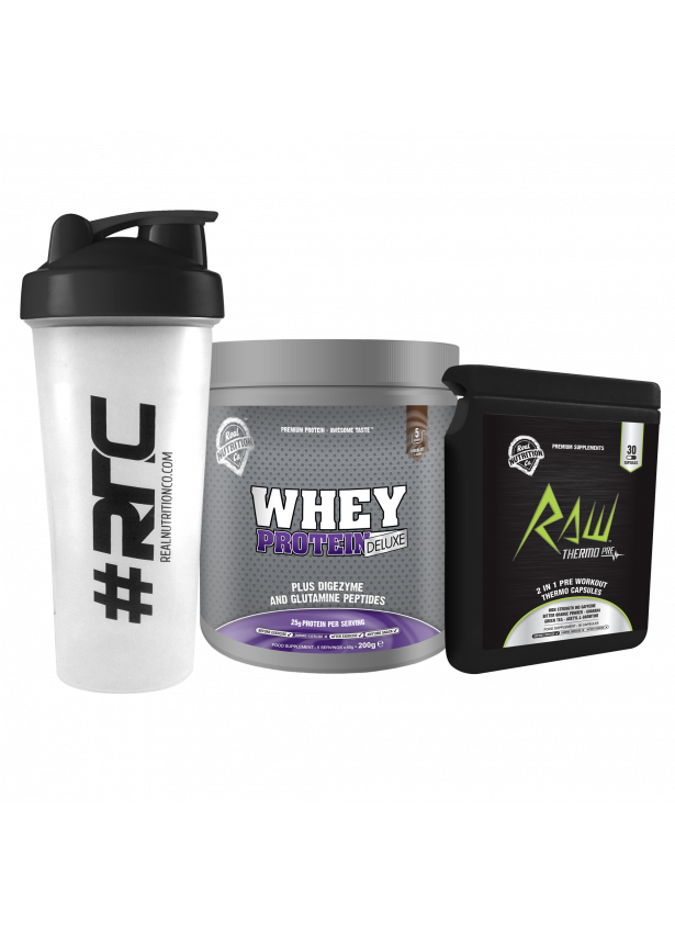 Whey Protein Starter Pack