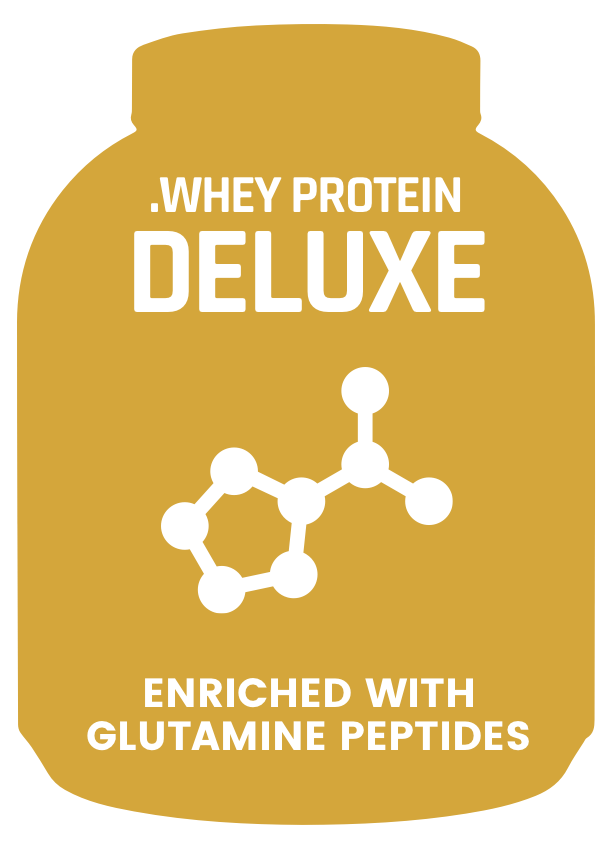 Enriched with Glutamine Peptides