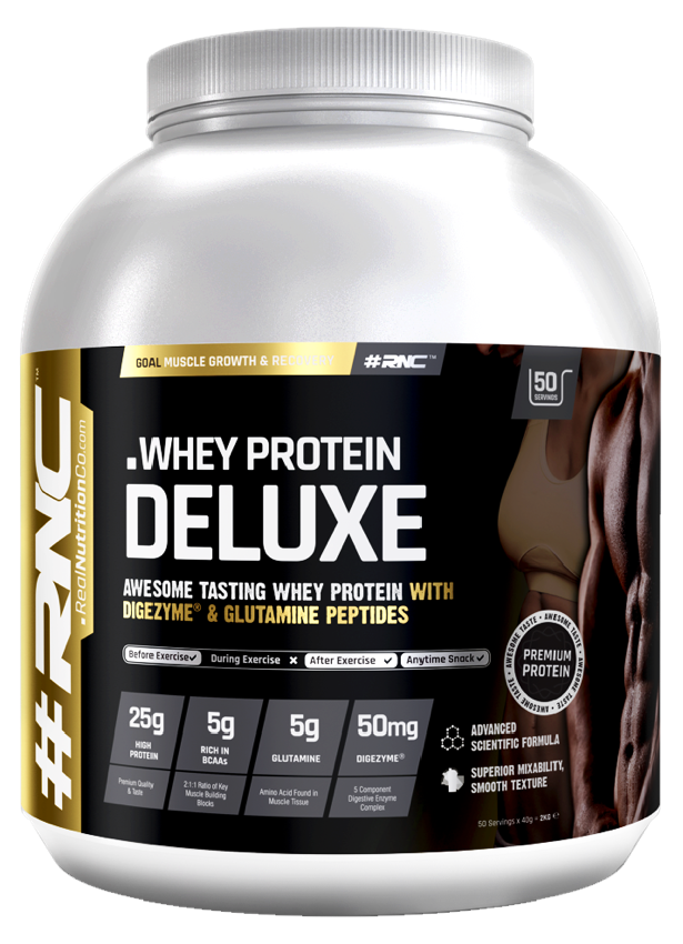 Whey Protein DELUXE 2Kg Jar