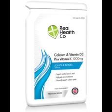 Calcium & Vitamin D3 + Vitamin K