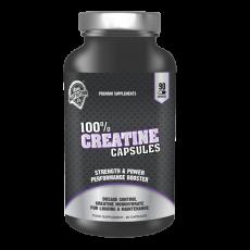 100% Creatine Capsules