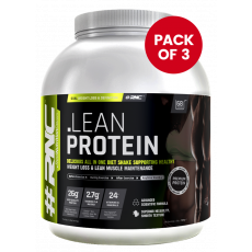 3 x LEAN Protein All In One Diet Shake 1.9Kg