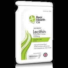 Lecithin 1200mg + Vitamin E
