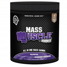 Muscle Shakes MASS Sample Jar