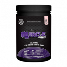 Muscle Shakes™  BUILD™ All-in-One 780g Jar