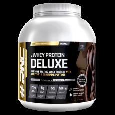 Whey Protein Deluxe | 2Kg Jar | Vanilla Cream