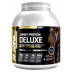 2 x VANILLA Whey Protein DELUXE 2kg