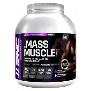 Muscle Shakes MASS All In One Protein 2kg
