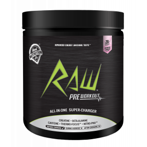 RAW Pre Workout 180g