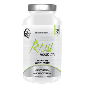 RAW Thermo Lean 120 Capsules