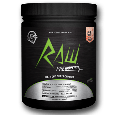 Real Nutrition Co RAW Pre Workout