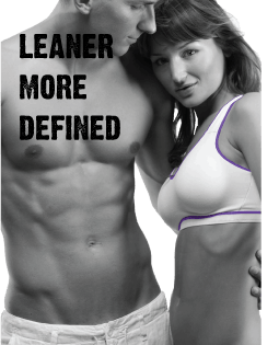 get leaner slimmer and more defined