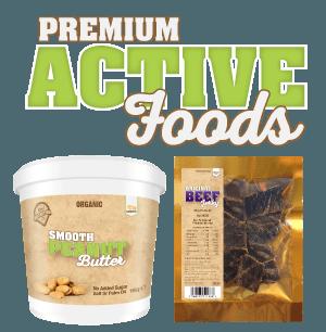 NEW Active Foods