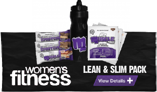 Womens' Fitness - Lean & Slim pack